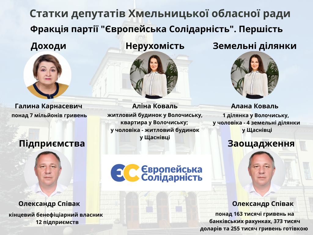 Хто більше: які статки задекларували депутати Хмельницької обласної ради?, фото-3