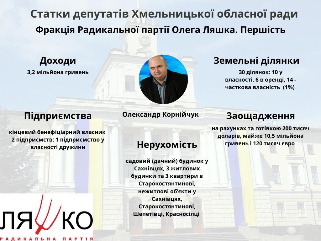 Хто більше: які статки задекларували депутати Хмельницької обласної ради?, фото-7